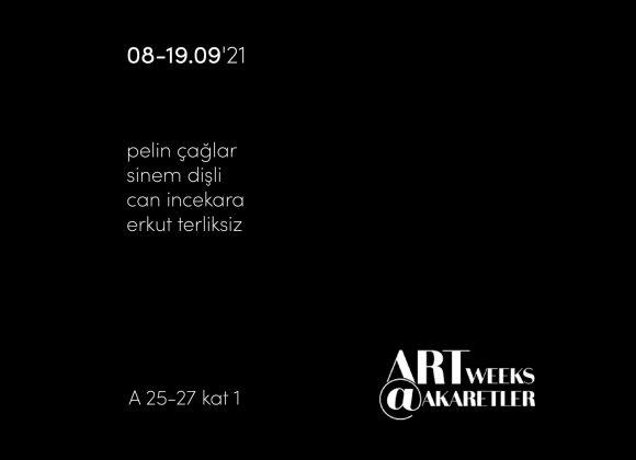 Artweeks Akaretler'21